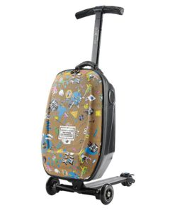 Micro Luggage Steve Aoki sound2go