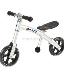Micro G-bike+Light Alu