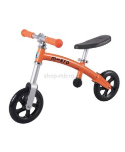 Micro G-bike+Light Orange