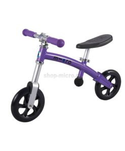 Micro G-bike+Light Purpul