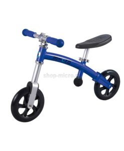 Micro G-Bike + Light Saphire Blue